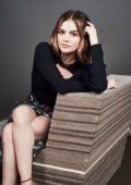 Lucy Hale at Deadline studio at SXSW in Austin, Texas
