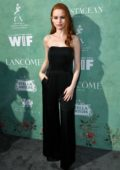 Madelaine Petsch attends the 11th Annual Women In Film Pre-Oscar Cocktail Party at Crustacean in Beverly Hills, Los Angeles