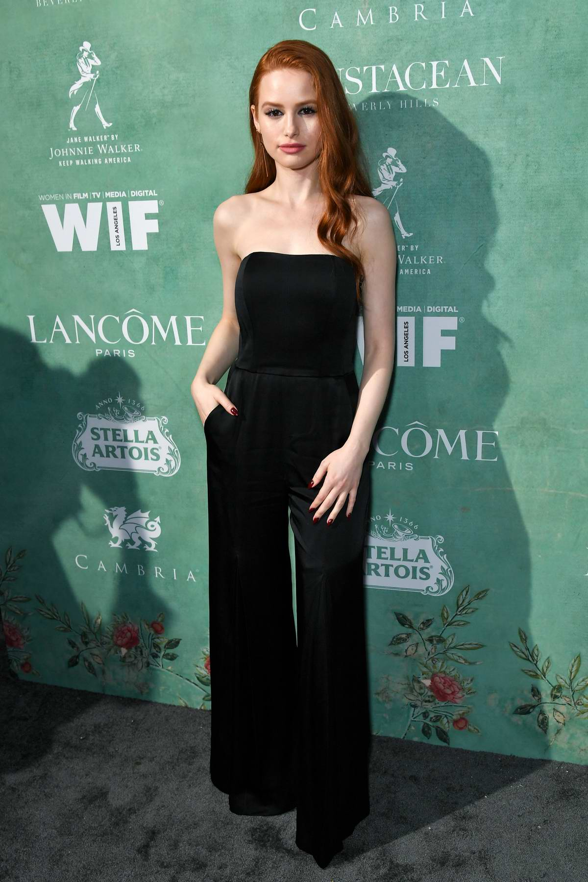 0082dd1dca65 Madelaine Petsch attends the 11th Annual Women In Film Pre-Oscar Cocktail  Party at Crustacean in Beverly Hills