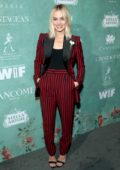 Margot Robbie attends the 11th Annual Women In Film Pre-Oscar Cocktail Party at Crustacean in Beverly Hills, Los Angeles
