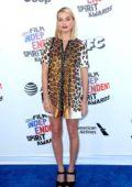 Margot Robbie attends the 33rd Film Independent Spirit Awards in Los Angeles