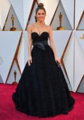 Maria Menounos attends The 90th Annual Academy Awards (Oscars 2018) held at Dolby Theatre in Hollywood, Los Angeles