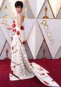 Paz Vega attends The 90th Annual Academy Awards (Oscars 2018) held at Dolby Theatre in Hollywood, Los Angeles