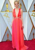 Samara Weaving attends The 90th Annual Academy Awards (Oscars 2018) held at Dolby Theatre in Hollywood, Los Angeles