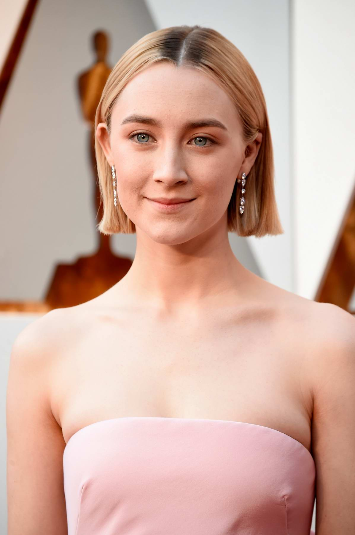 Saoirse Ronan attends The 90th Annual Academy Awards (Oscars 2018) held at Dolby Theatre in Hollywood, Los Angeles