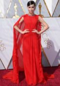 Sofia Carson attends The 90th Annual Academy Awards (Oscars 2018) held at Dolby Theatre in Hollywood, Los Angeles