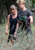 Taylor Swift and Joe Alwyn spotted while enjoying a hike in Malibu, California