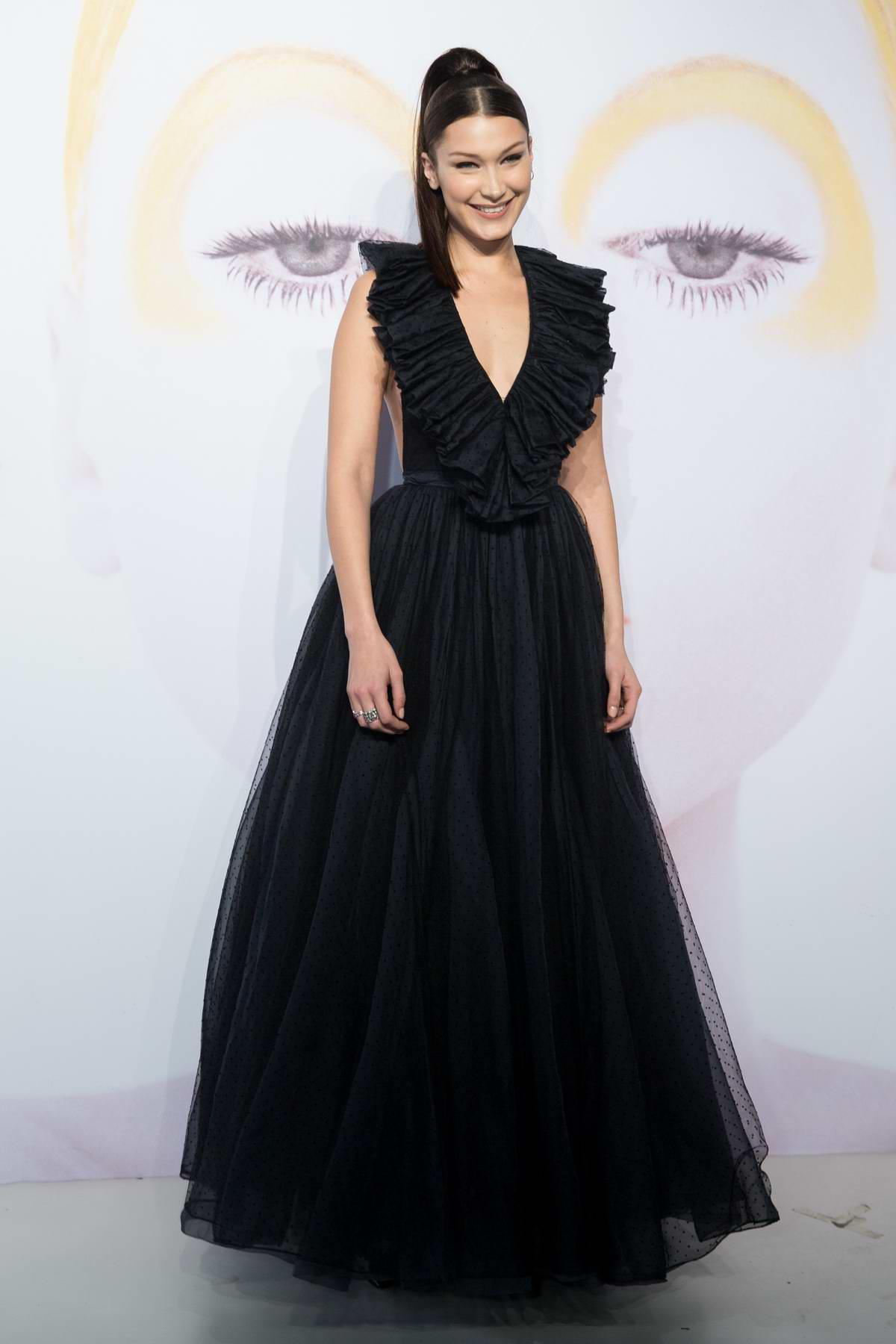 Bella Hadid at 'Dior, The Art of Color' Exhibition at Moca Shanghai in Shanghai, China