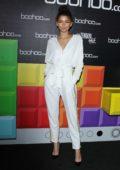 Zendaya Coleman at the BooHoo hosts 'The Zendaya Edit' Block Party in Los Angeles
