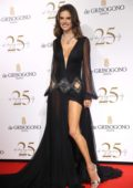 Alessandra Ambrosio attends De Grisogono Party during 71st Cannes Film Festival in Cannes, France