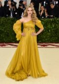 Amanda Seyfried attends The Costume Institute Benefit Gala (MET Gala 2018) at Metropolitan Museum of Art in New York City