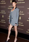 Bella Hadid attends the Magnum X Alexander Wang VIP party during 71st Cannes Film Festival in Cannes, France