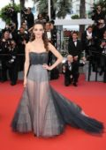 Charlotte Le Bon attends the 'BlacKkKlansman' premiere during 71st Cannes Film Festival in Cannes, France