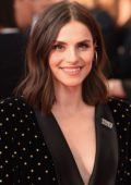 Charlotte Riley attends British Academy Television Awards (BAFTA 2018) at Royal Festival Hall in London, UK