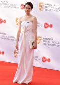 Claire Foy attends British Academy Television Awards at Royal Festival Hall in London, UK