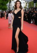 Isabeli Fontana attending 'The Wild Pear Tree' premiere during the 71st annual Cannes Film Festival in Cannes, France