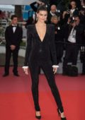 Isabeli Fontana attends 'Sink or Swim' Premiere during the 71st Cannes Film Festival in Cannes, France
