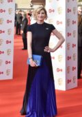 Jodie Whittaker attends British Academy Television Awards (BAFTA 2018) at Royal Festival Hall in London, UK