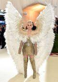 Katy Perry attends The Costume Institute Benefit Gala (MET Gala 2018) at Metropolitan Museum of Art in New York City