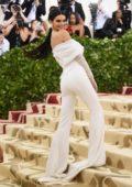Kendall Jenner attends The Costume Institute Benefit Gala (MET Gala 2018) at Metropolitan Museum of Art in New York City
