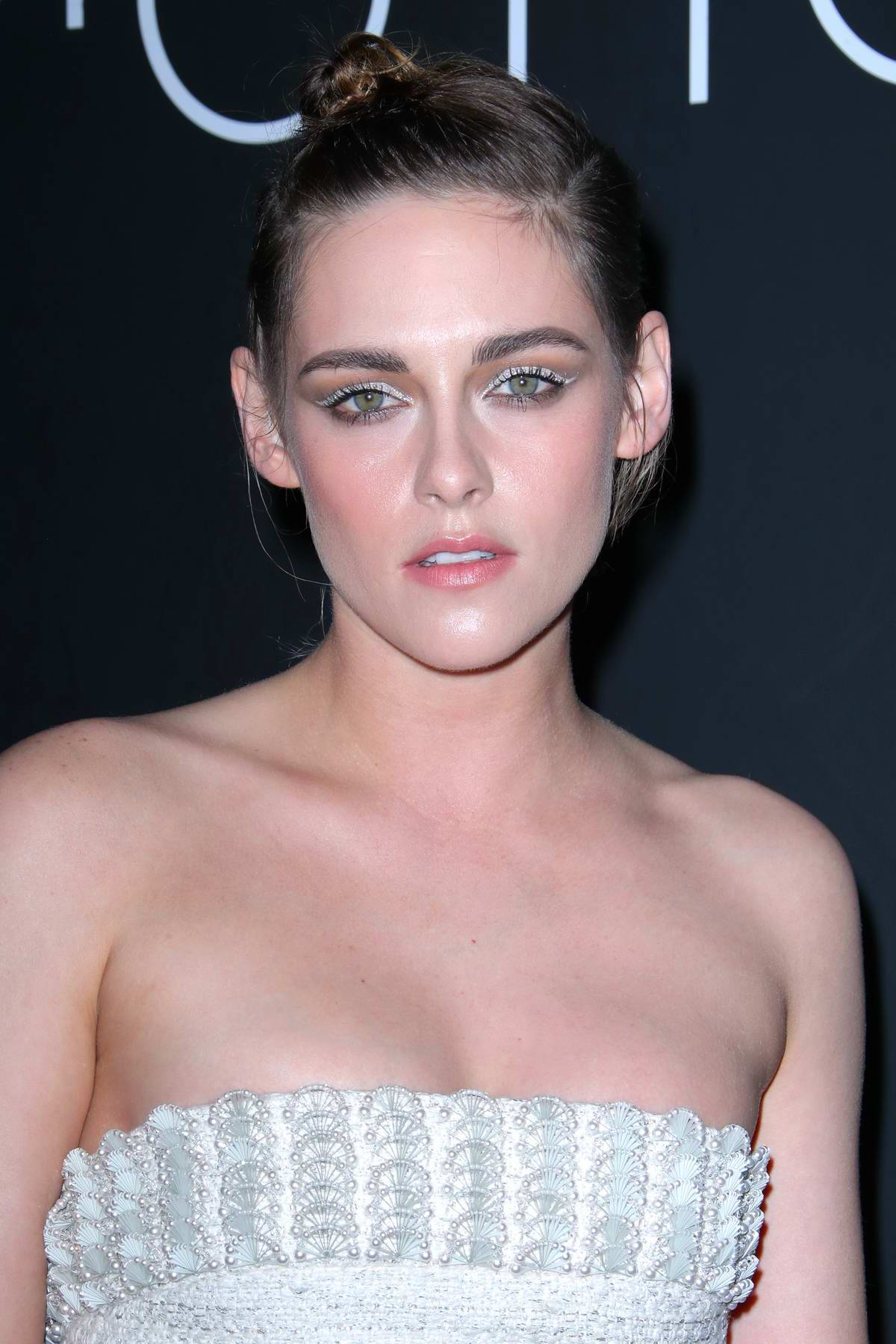 Kristen Stewart attends Kering Women in Motion Photocall during 71st Cannes Film Festival in Cannes, France