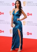 Lucy Watson attends British Academy Television Awards (BAFTA 2018) at Royal Festival Hall in London, UK