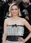 Marion Cotillard attends the 'Sink Or Swim' screening during the 71st Cannes Film Festival in Cannes, France