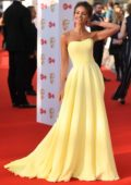 Michelle Keegan attends British Academy Television Awards (BAFTA 2018) at Royal Festival Hall in London, UK