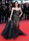 Michelle Rodriguez attends 'Solo: A Star Wars Story' premiere during the 71st Annual Cannes Film Festival in Cannes, France