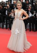 Tallia Storm at the premiere of 'Sorry Angel' during 71st Cannes Film Festival in Cannes, France