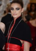 Taylor Hill attends The Costume Institute Benefit Gala (MET Gala 2018) at Metropolitan Museum of Art in New York City