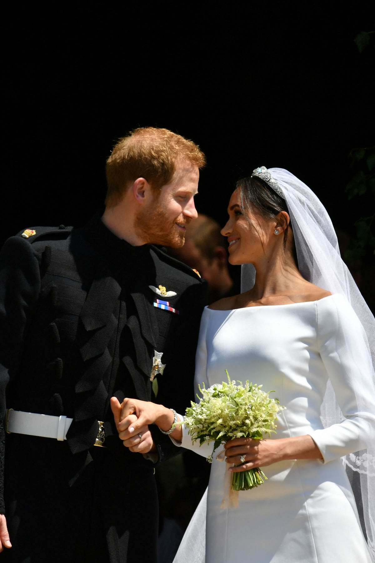 The Royal Wedding of Prince Harry & Meghan Markle at Windsor Castle, UK