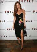 Barbara Palvin attends 'Puzzle' film screening at The Cinema Society in New York City