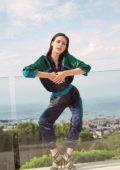 Lena Meyer-Landrut features in Emotion Magazin, August 2018