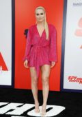 Lindsey Vonn attends premiere of 'The Spy Who Dumped Me' at Fox Village Theater in Los Angeles
