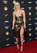 Lindsey Vonn attends Sports Illustrated Fashionable 50 in Hollywood, Los Angeles