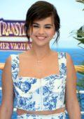 Selena Gomez attends Hotel Transylvania 3: Summer Vacation premiere in Los Angeles
