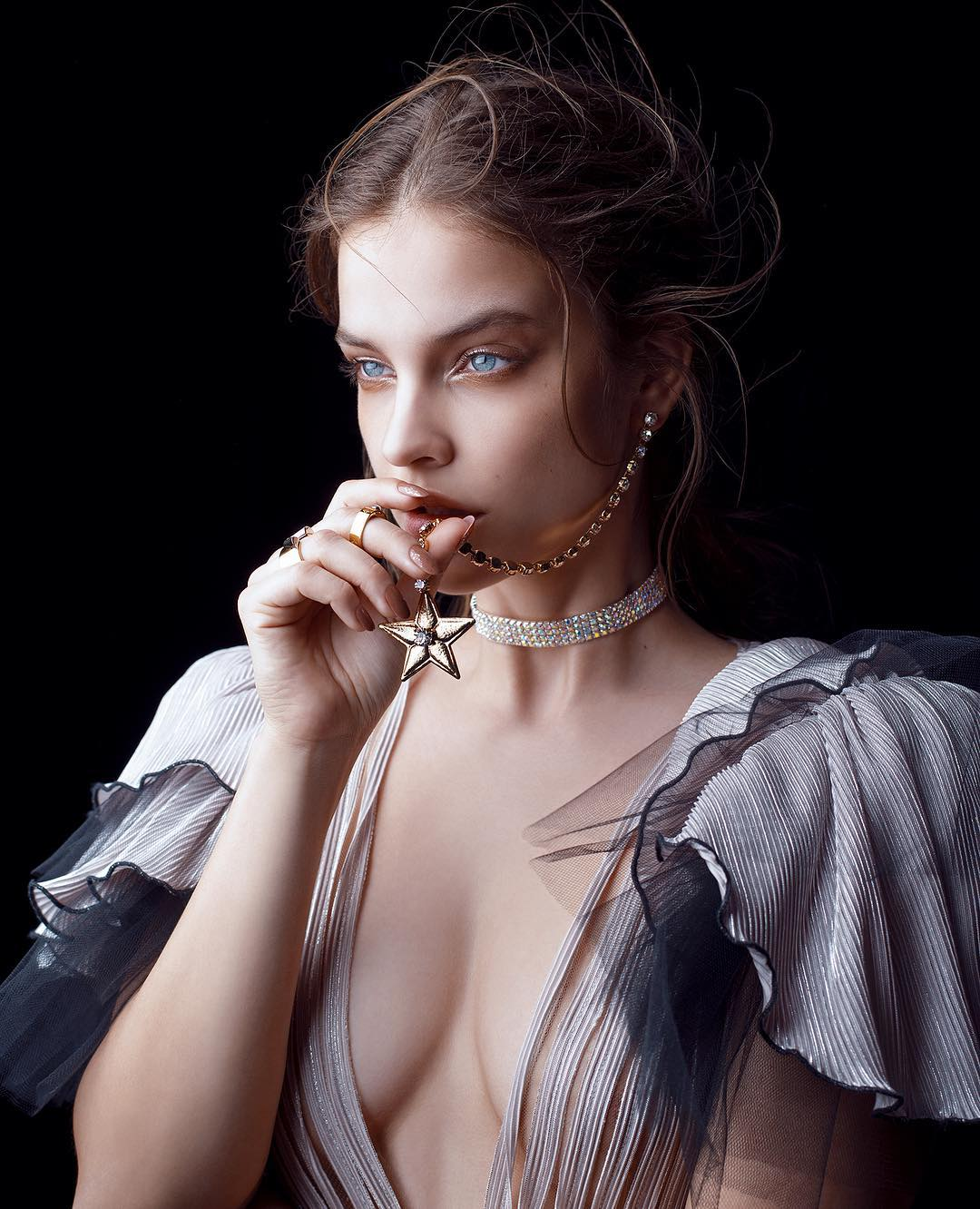 Barbara Palvin features in Fashion Street the Anniversary Issue 2018 Special Edition