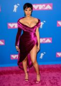 Cardi B attends 2018 MTV Video Music Awards (MTV VMA 2018) at Radio City Music Hall in New York City