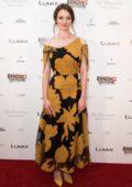 Dakota Blue Richards attends the Raindance Film Festival at the Dorchester in London, UK