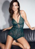 Emily Ratajkowski features in DKNY Intimates Fall 2018 Campaign