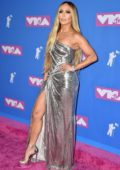 Jennifer Lopez attends 2018 MTV Video Music Awards (MTV VMA 2018) at Radio City Music Hall in New York City