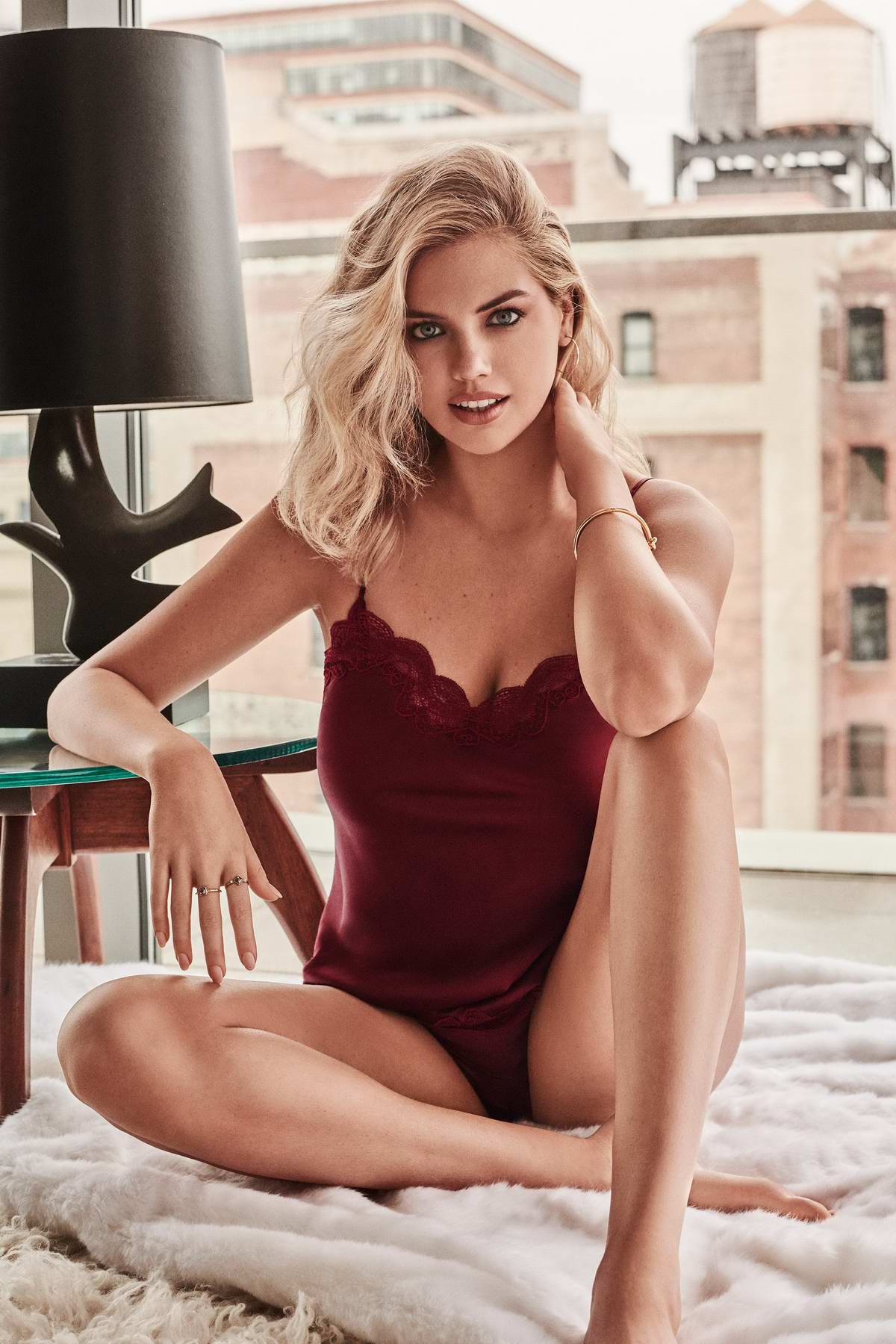 Kate Upton features in Yamamay Campaign 2018