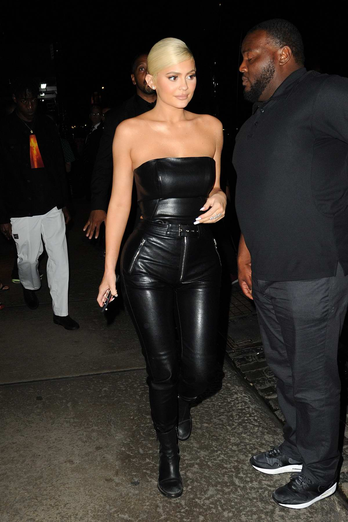Kylie Jenner heads to the VMA 2018 after party in New York City