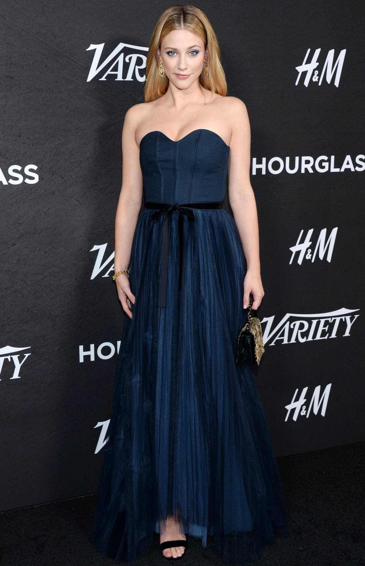 Lili Reinhart attends 'Variety Annual Power of Young Hollywood' in Los Angeles