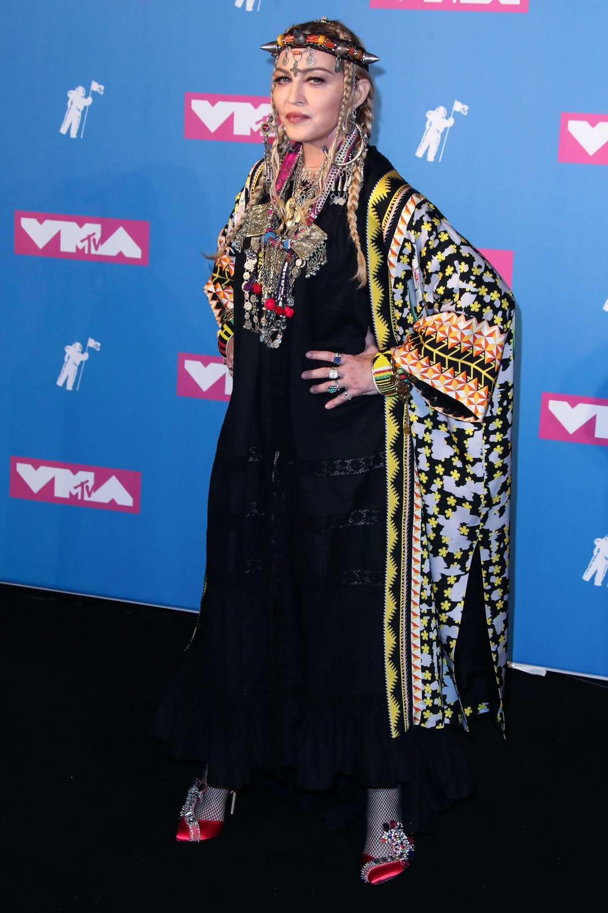 Madonna Attends 2018 Mtv Video Music Awards Mtv Vma 2018 At Radio City Music Hall In New York City 200818 2