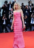 Naomi Watts attends 'First Man' premiere and the Opening Ceremony of the 75th Venice International Film Festival in Venice, Italy