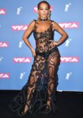 Rita Ora attends 2018 MTV Video Music Awards (MTV VMA 2018) at Radio City Music Hall in New York City