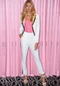 Romee Strijd at the Victoria's Secret in Bond Street, London, UK