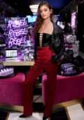 Taylor Hill Launches Victoria`s Secret Newest Fragrance Tease Rebel at an event in New York City